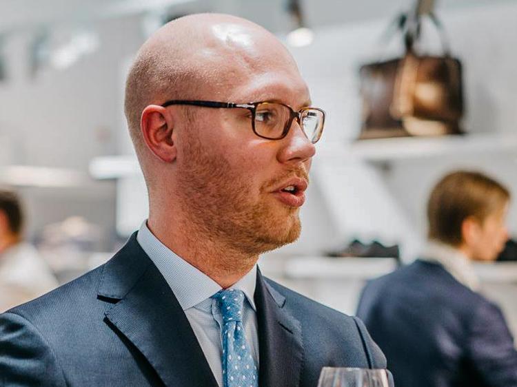 Jesper Ingevaldsson fra Shoegazing om sko