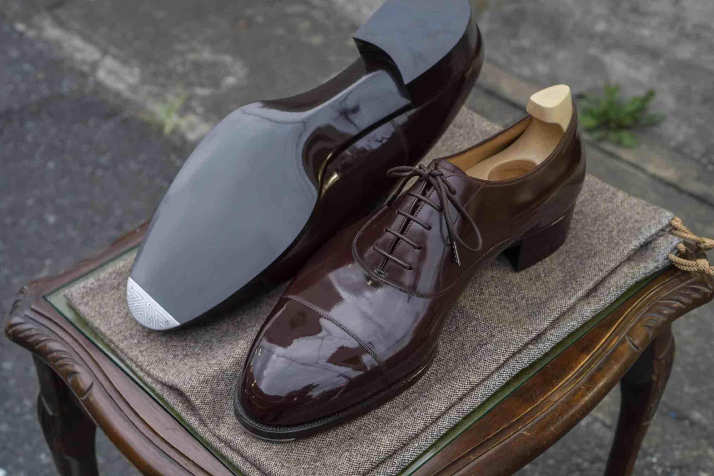håndsyede sko til mænd