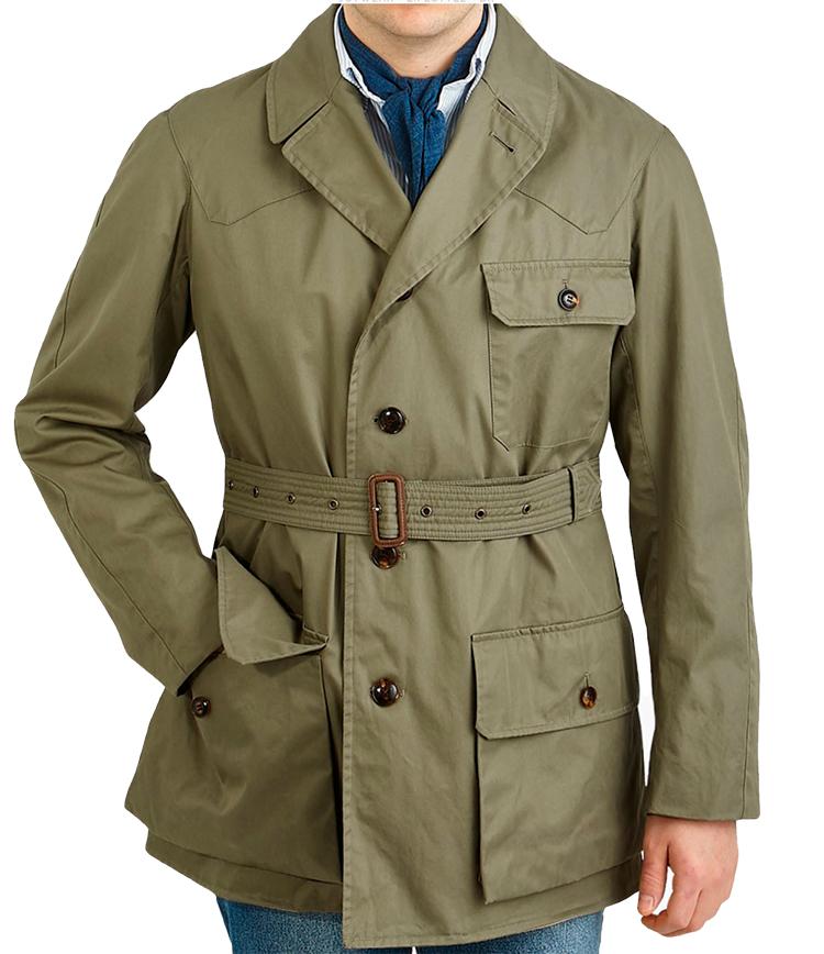 field jacket garderobe