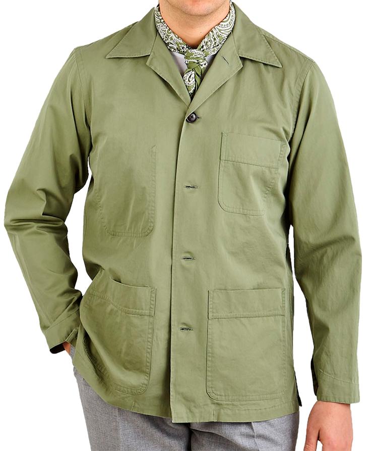skjortejakke mænd garderobe