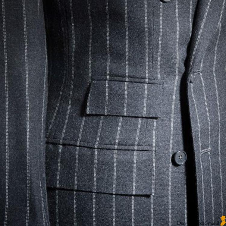 billetlomme jakkesæt