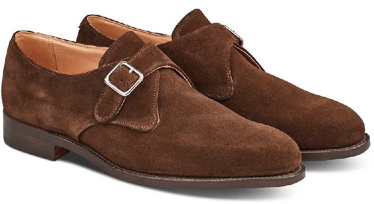 monk shoes pæne herresko