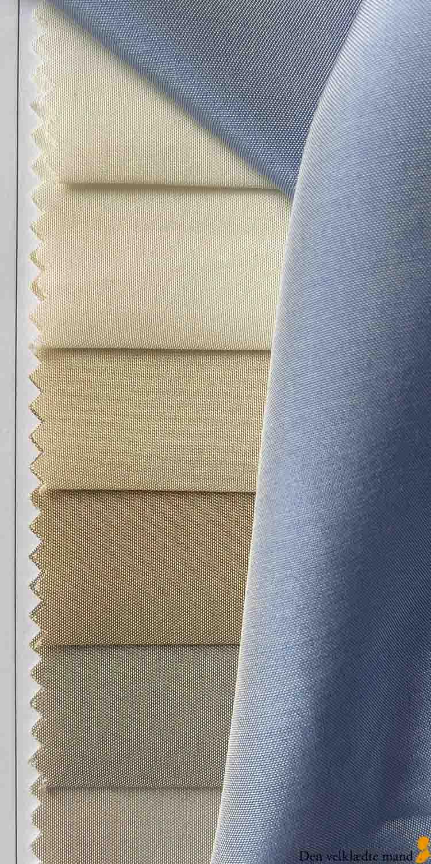 silke til skjorter