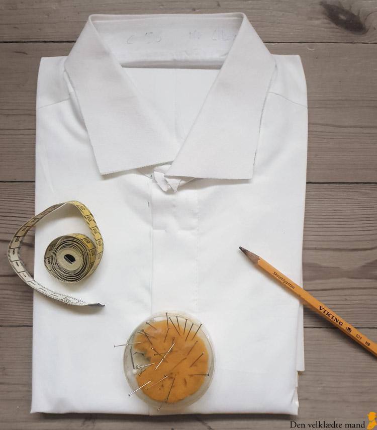 skræddersyede skjorter test