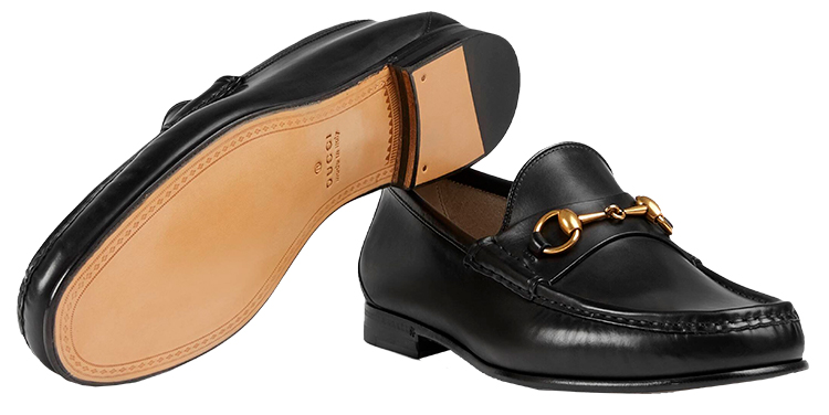 loafers gucci mænd