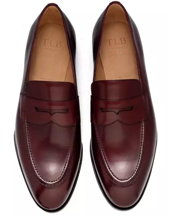 penny loafers mænd