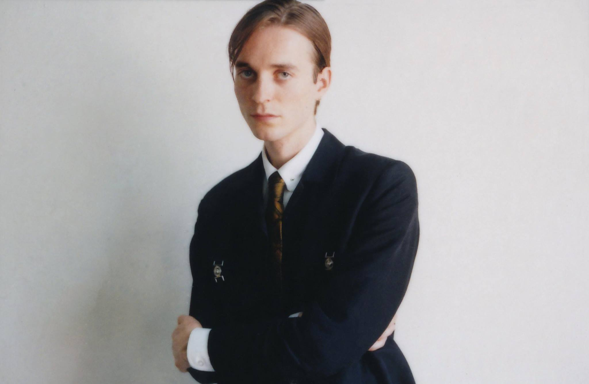 Bastian Emil Goldschmidt portæt jakkesæt