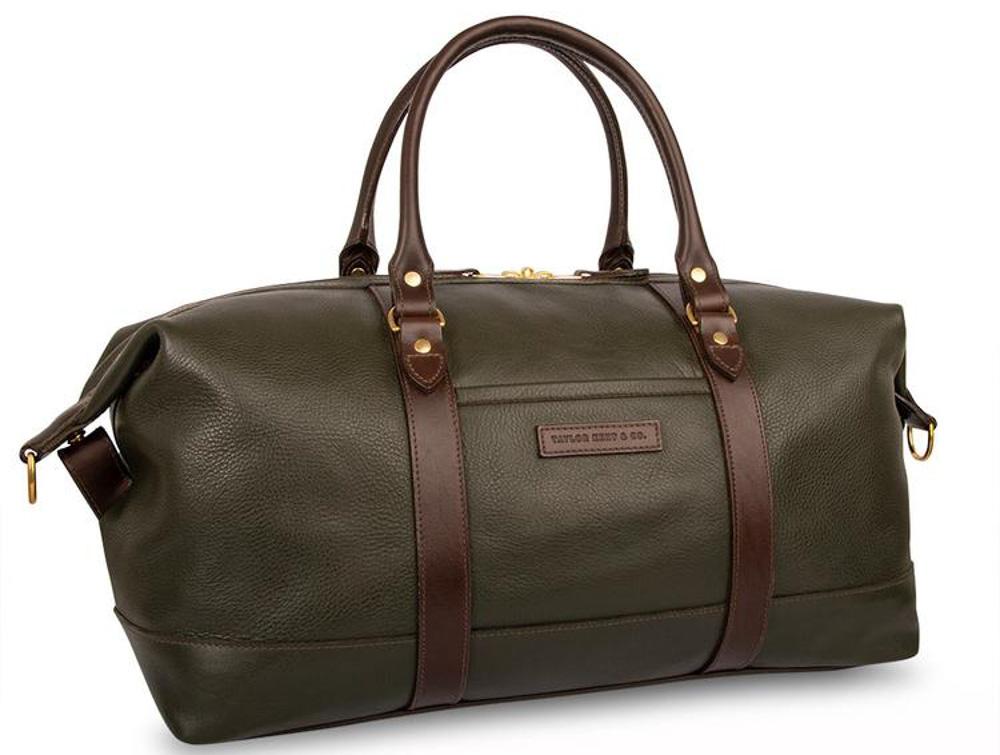 læder rejsetasker