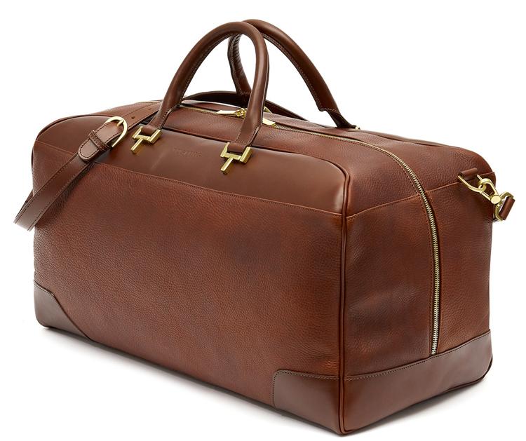 rejsetasker og weekendtasker i læder