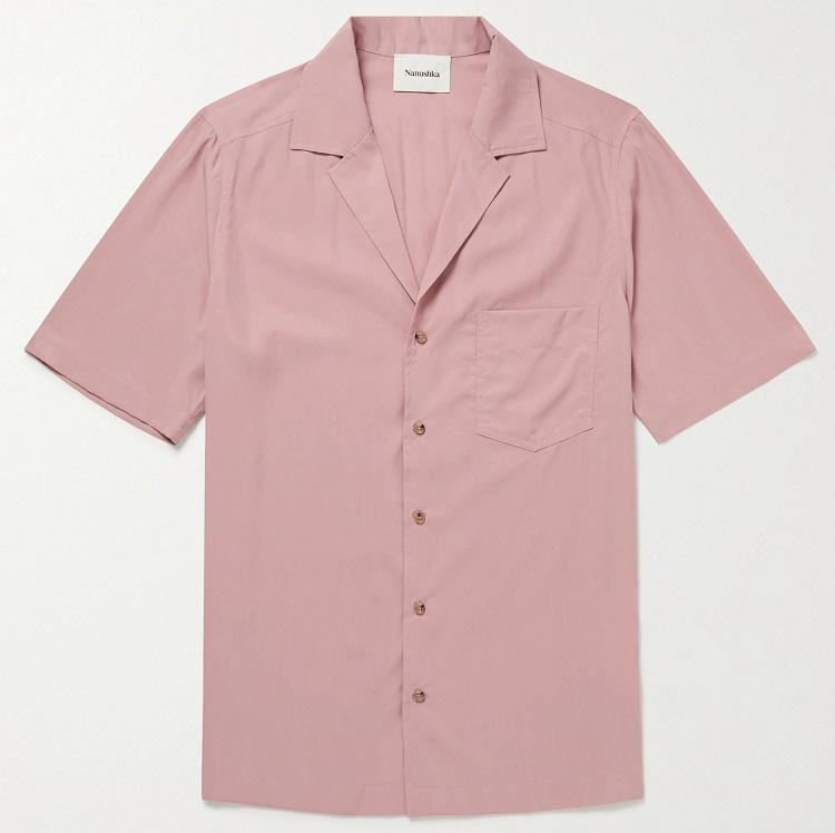bæredygtigt tøj skjorte mænd