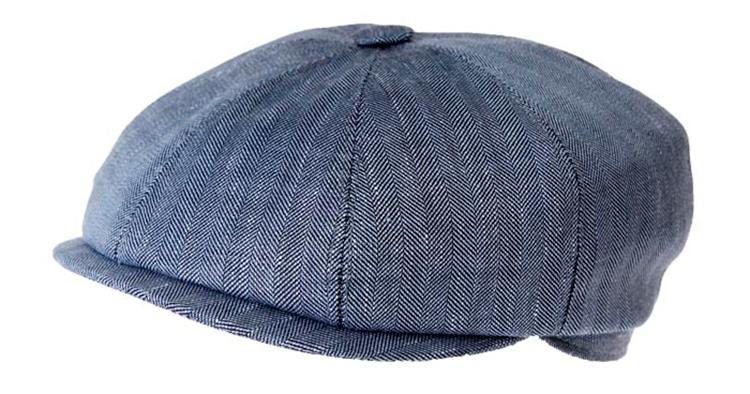 eightpiece cap