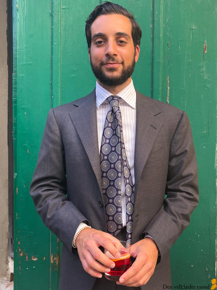 dresscode jakkesæt
