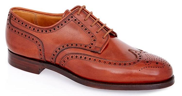 brogues sko