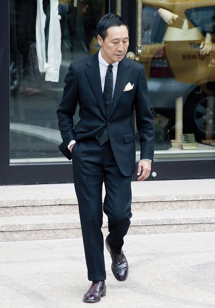 Lær god tøjstil af Yasuto Kamoshita