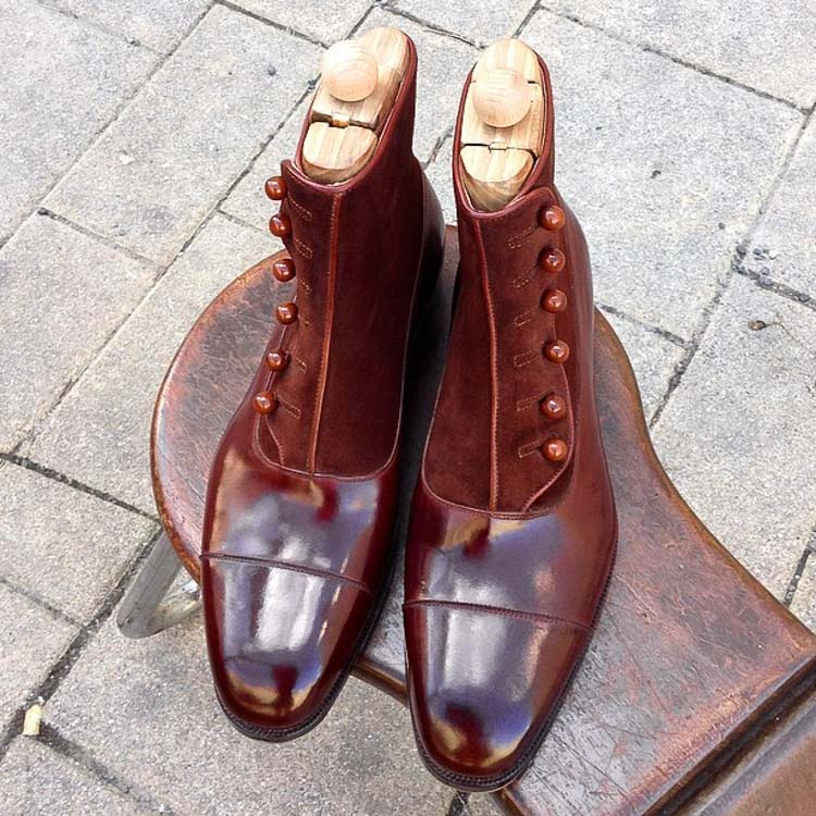 knapstøvler til mænd