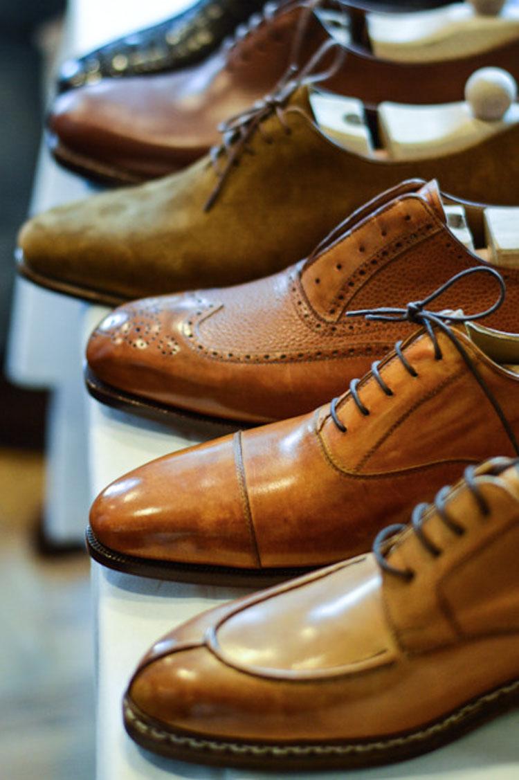 maftei håndsyede sko