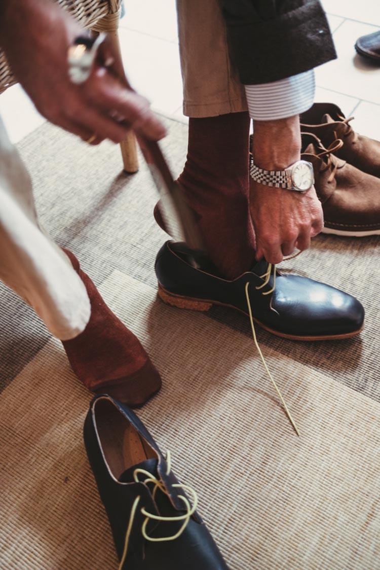 håndsyede sko efter mål