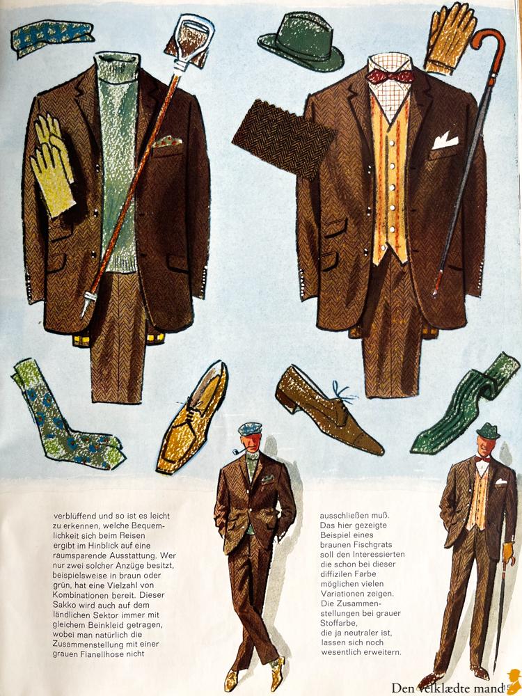 harmoni i påklædning tøj for mænd