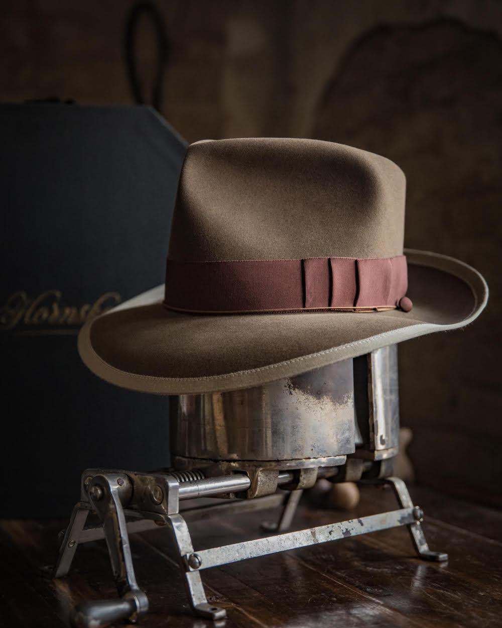 Hornskov hats model Bondurant